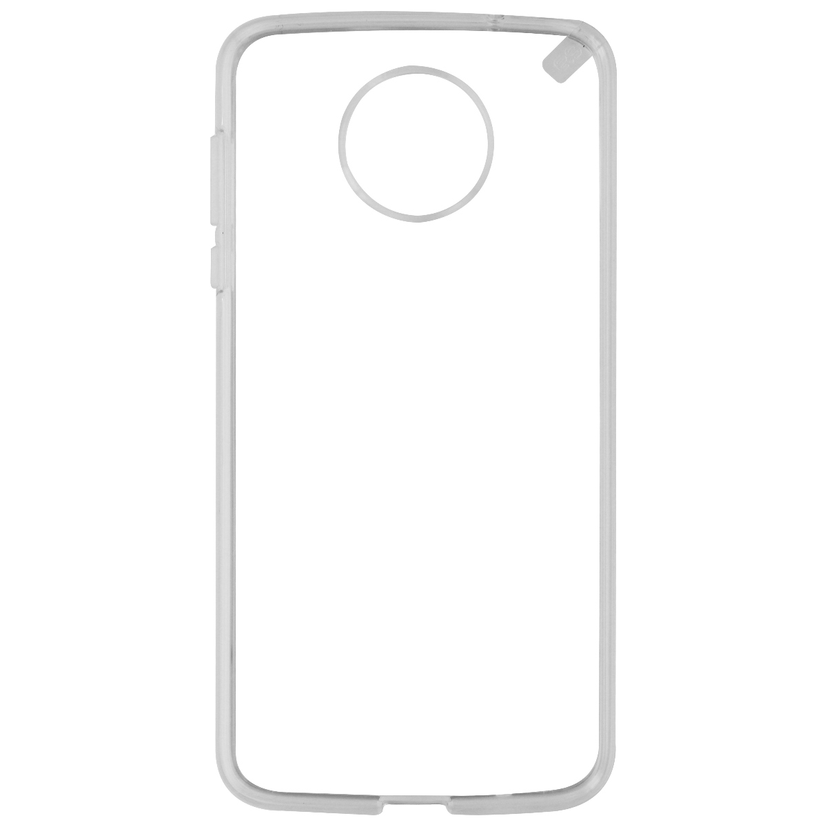 PureGear Slim Shell Series Protective Phone Case for Moto Z2 Force - Clear