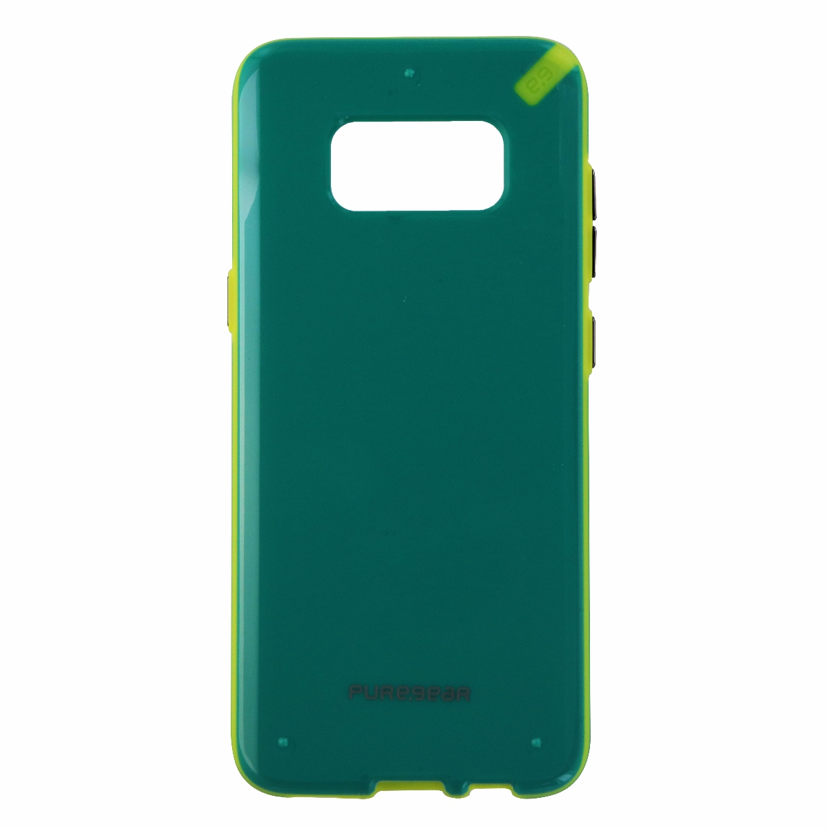 PureGear Slim Shell Series Protective Case Cover for Galaxy S8 - Green