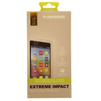 PureGear Extreme Impact Series Screen Protector for Samsung S8+ (Plus) - Clear