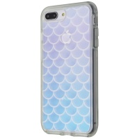 OtterBox Symmetry Series Limited ED Case for iPhone 8 Plus 7 Plus - Blue Scales