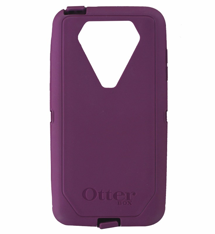 OtterBox Replacement Rubber Exterior Shell for LG G6 Defender Cases - Purple