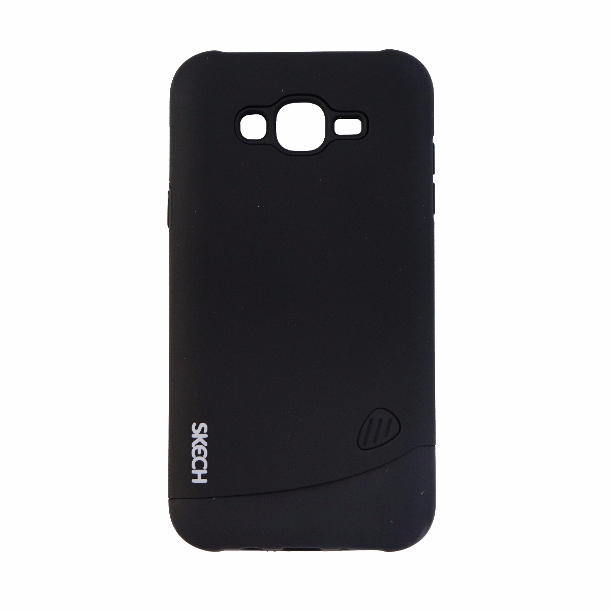 Skech Bounce Series Dual Layer Case Cover for Samsung Galaxy J7 - Matte Black
