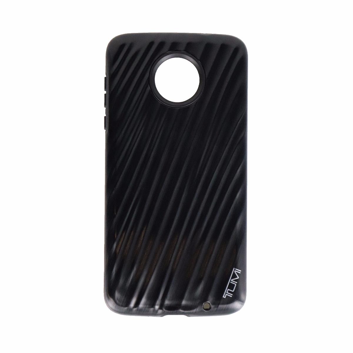 Tumi 19 Degree Series Hybrid Case Cover for Motorola Moto Z2 Force - Black