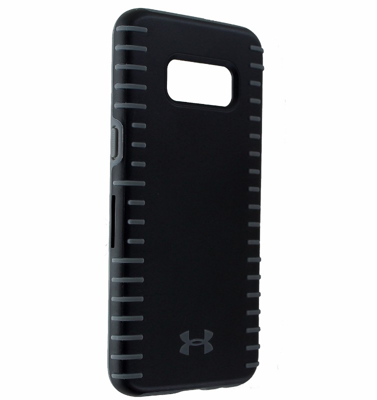 Under Armour Grip Series Hybrid Case Cover for Samsung Galaxy S8 - Black/Gray