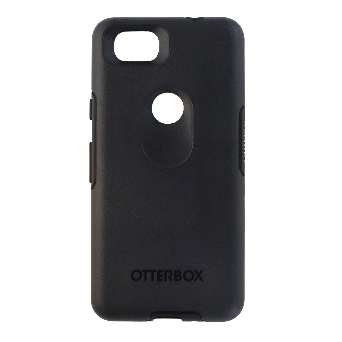 OtterBox Symmetry Series Hybrid Hard Case Cover for Google Pixel 2 - Black