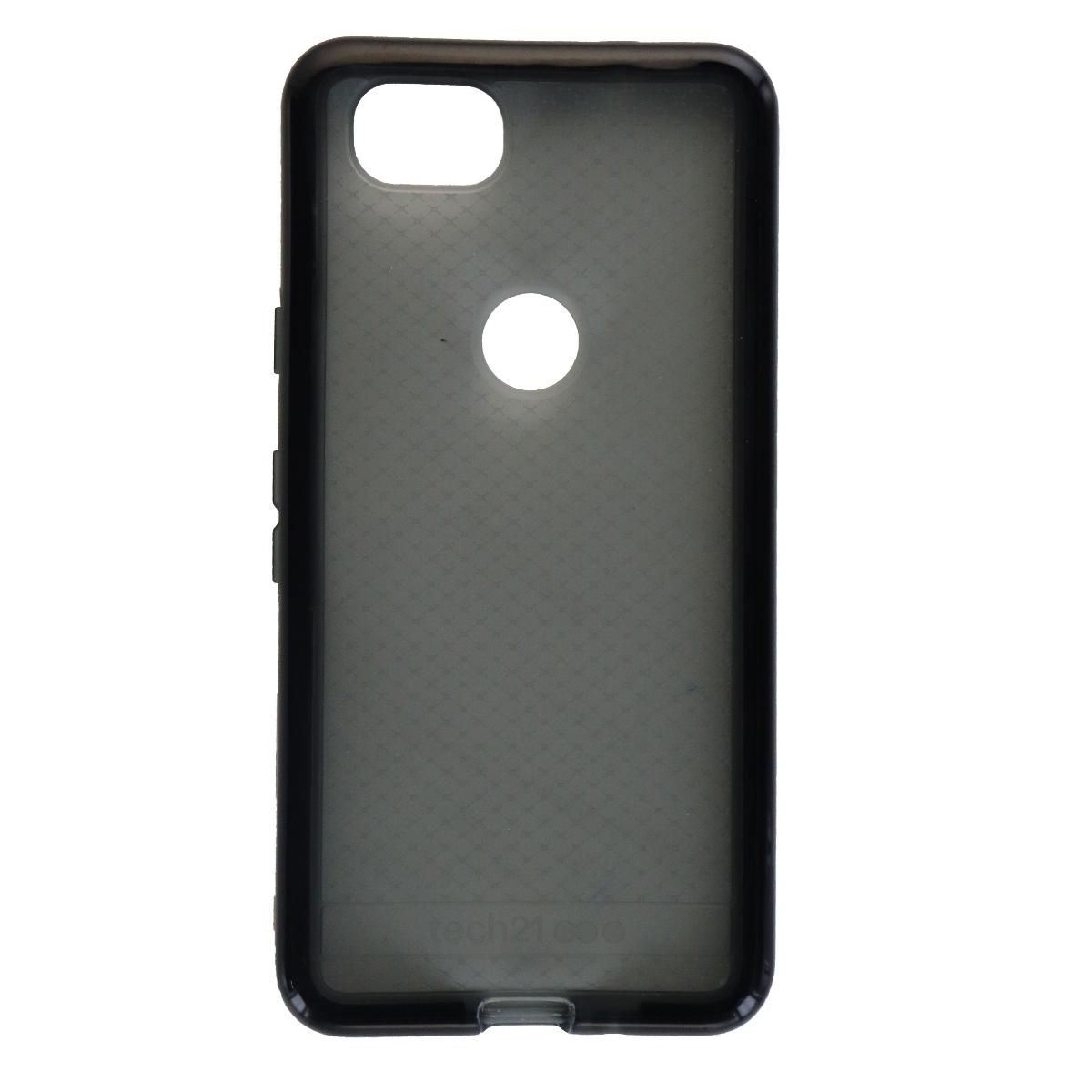Tech21 Evo Check Series Protective Gel Case for Google Pixel 2 - Smokey/Black