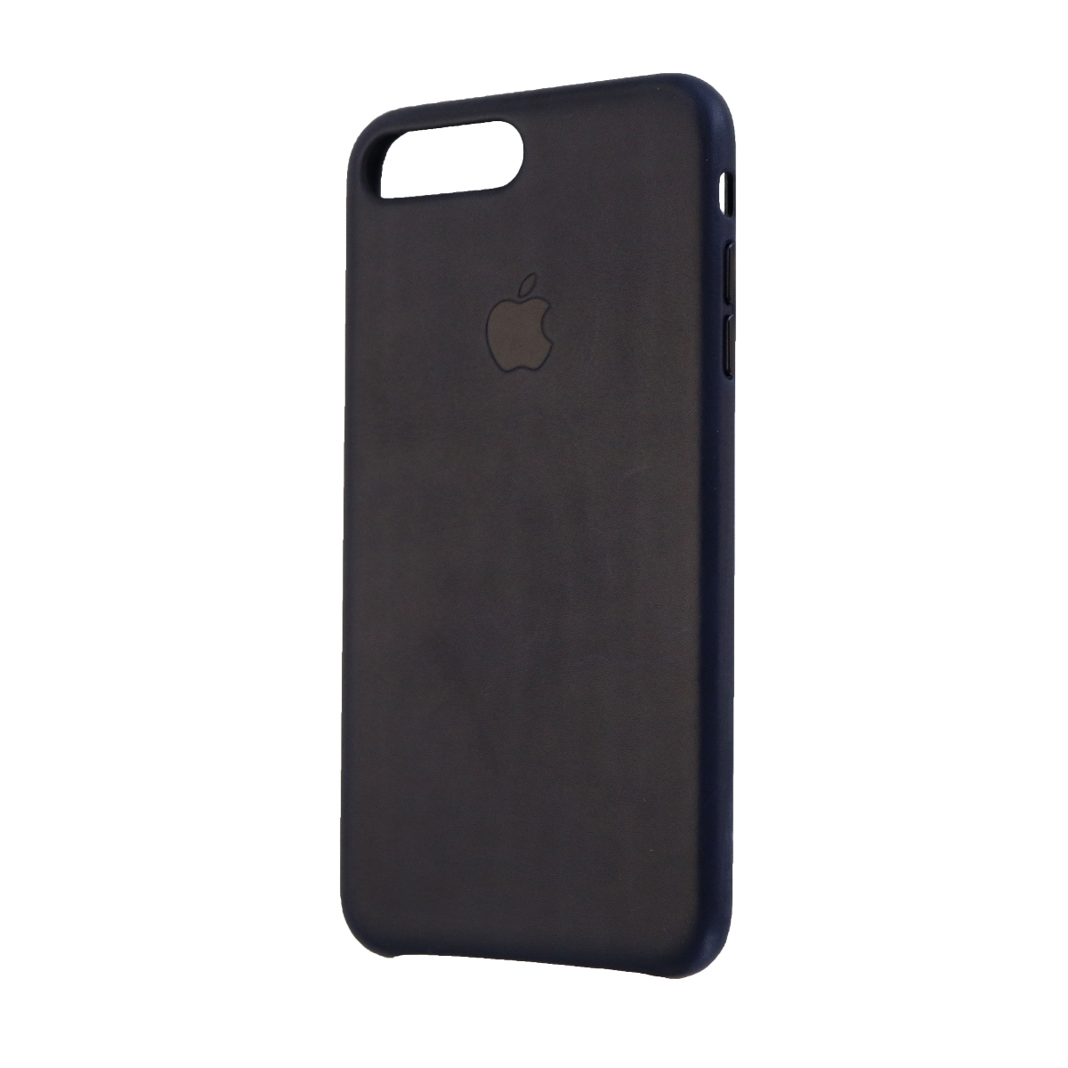 Apple Leather Case Cover for Apple iPhone 8 Plus 7 Plus - Midnight Blue