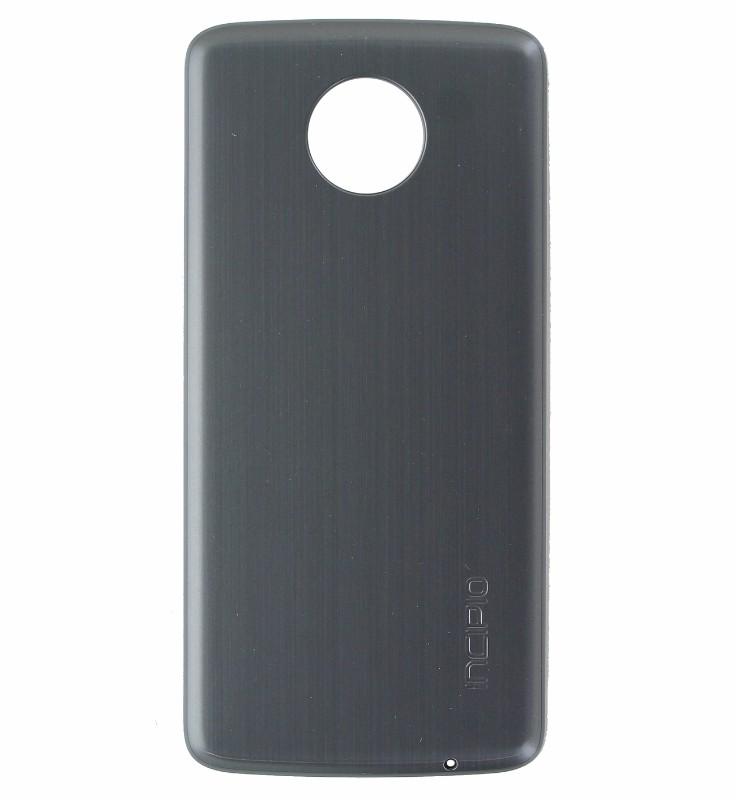 Incipio Interchangeable Back Plate Cover Moto Z / Force / Play - Gunmetal Grey