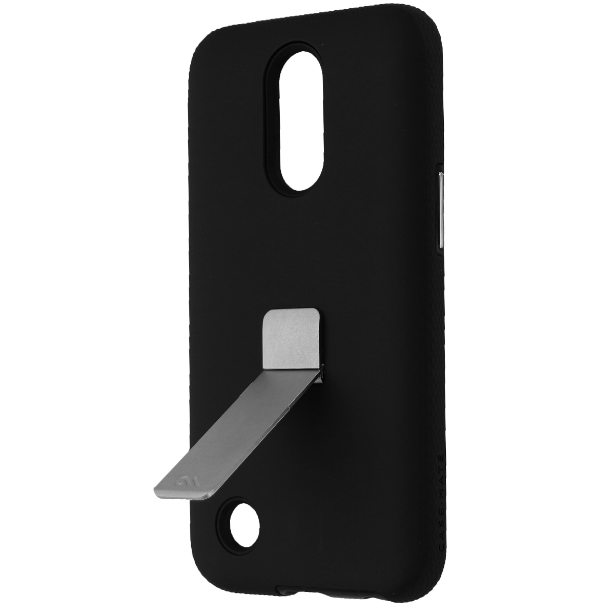 Case Mate Toughstand Series Protective Case Cover Stand for LG K20 Plus - Black