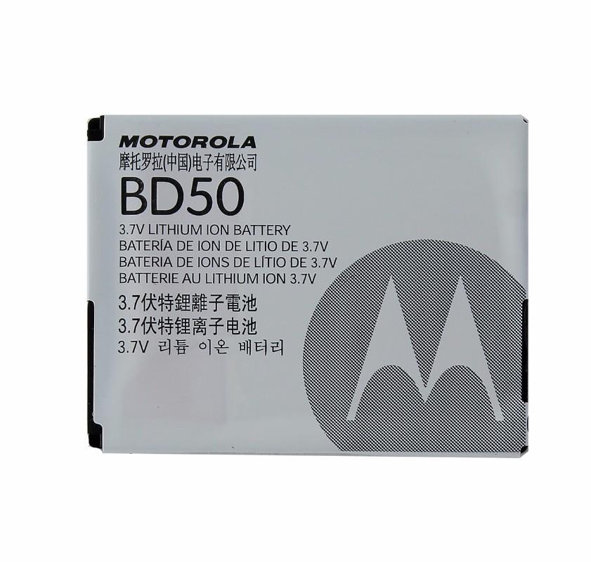 Motorola BD50 700 mAh Replacement Battery for Select Motorola Phone Models