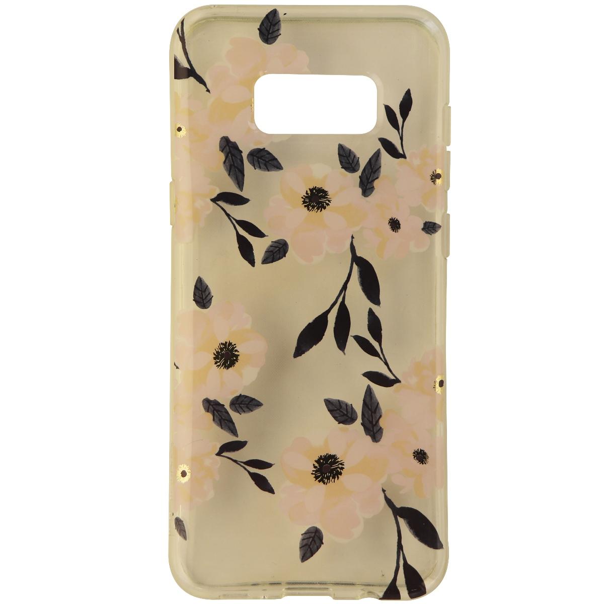 Incipio Design Series Slim Protective Case Cover for Samsung Galaxy S8+ - Flower