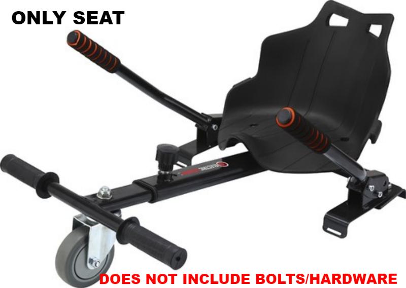 Electric Academy Drifta Seat  - Black