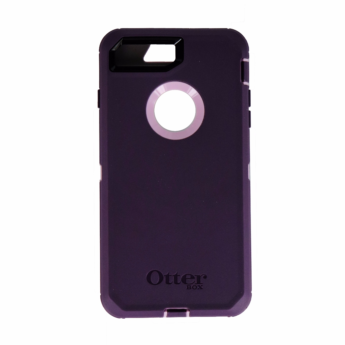 OtterBox Defender Case for iPhone 7/8 Plus - Purple Nebula (Orchid/Night Purple)