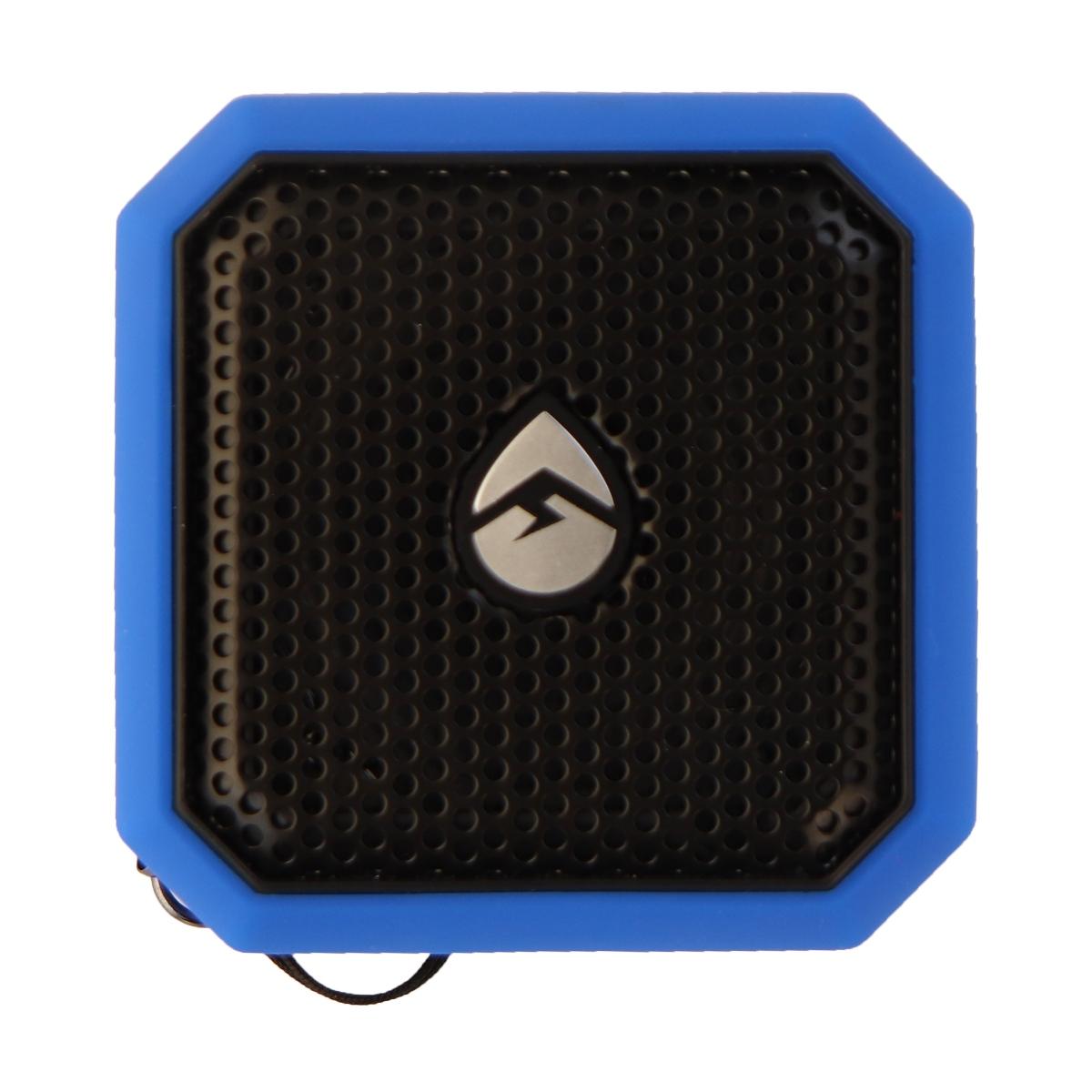 Grace Digital EcoXGear EcoPebble Lite Waterproof Bluetooth Speaker - Blue