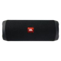 JBL Flip 4 Waterproof Portable Wireless Bluetooth Speaker (Black)