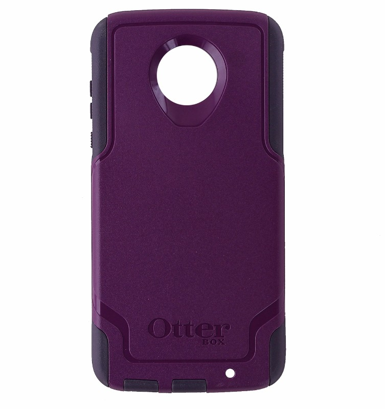 OtterBox Commuter Series Dual Layer Case Motorola Moto Z2 Play-Plum Way (Purple)