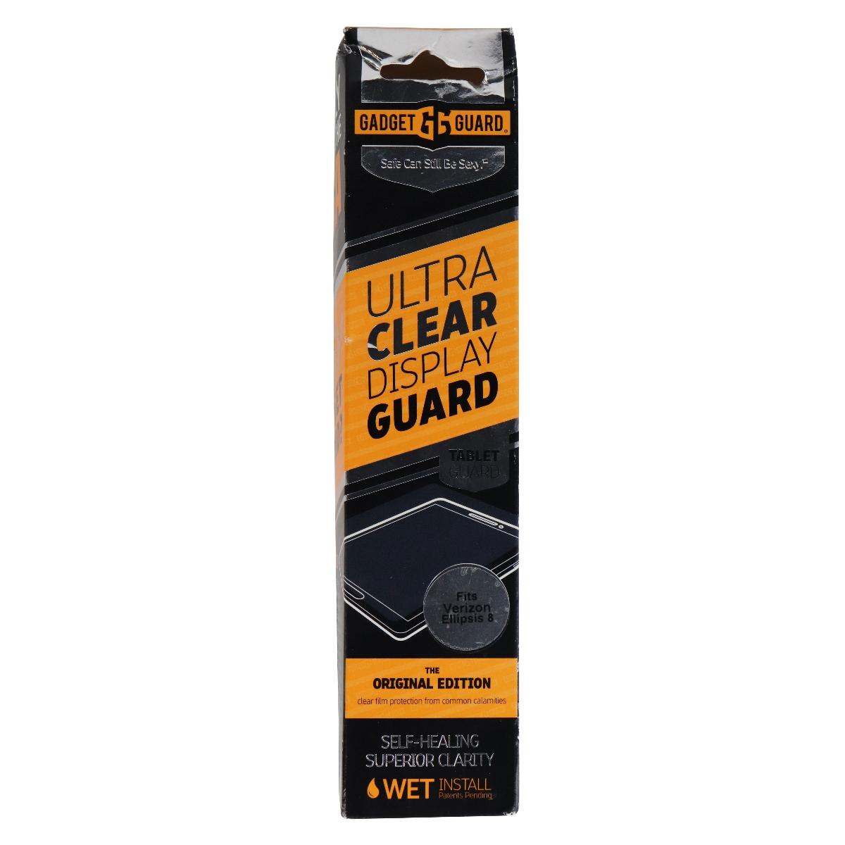 Gadget Guard Original Edition HD Screen Protector for Verizon Ellipsis 8 - Clear