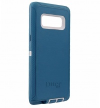 OtterBox Defender Screenless Case for Galaxy Note 8 - Big Sur (Blue/White)