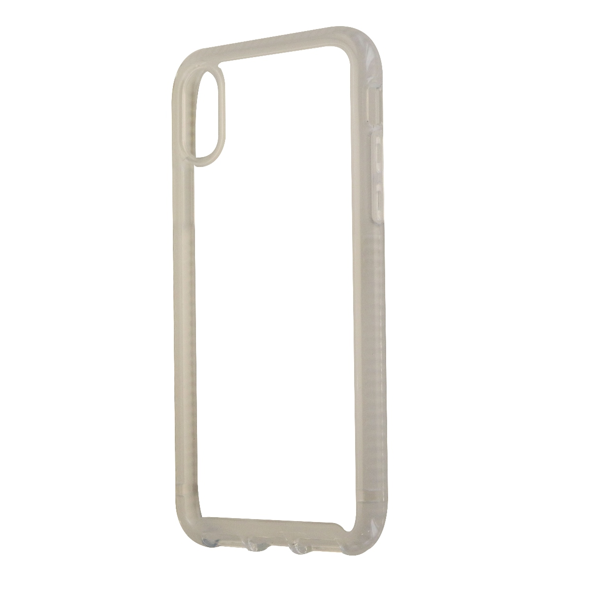 Tech21 Pure Clear Series Hybrid Hard Case Cover for Apple iPhone Xs / X - Clear