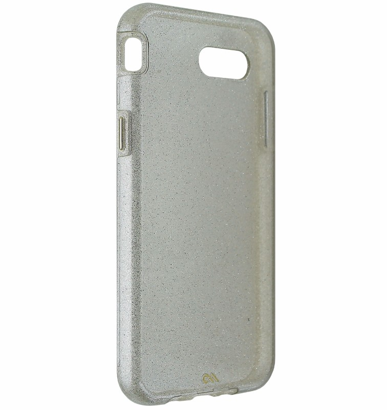 Case-Mate Sheer Glam Case Cover for Galaxy J3 (2017) - Champagne Gold