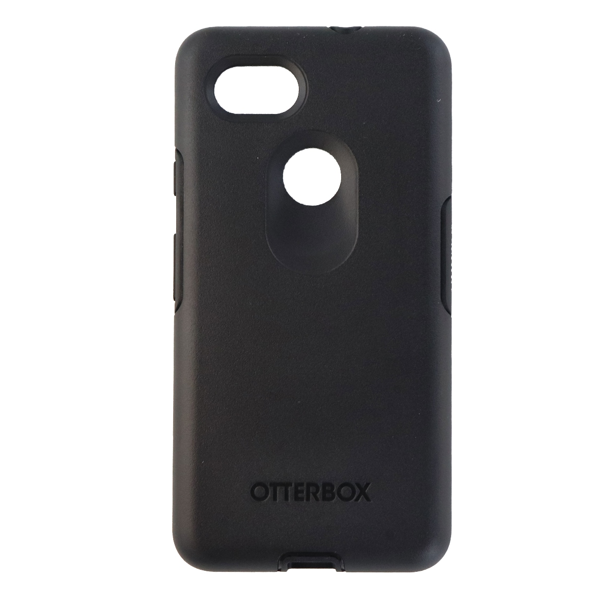 OtterBox Symmetry Series Hybrid Hard Case Cover for Google Pixel 2 XL - Black