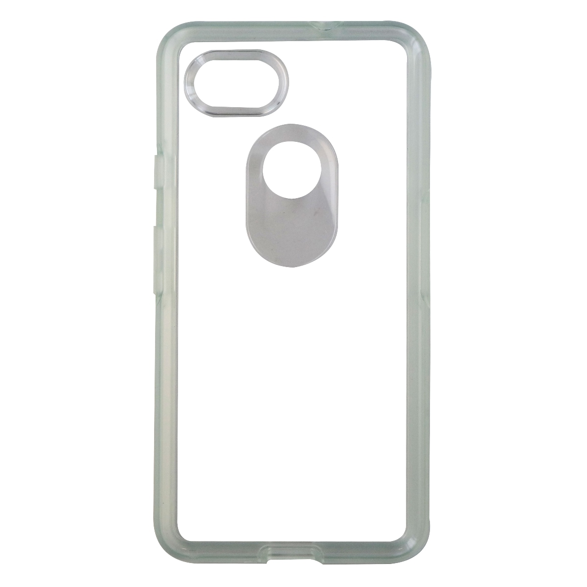 OtterBox Symmetry Series Hybrid Hard Case Cover for Google Pixel 2 XL - Clear