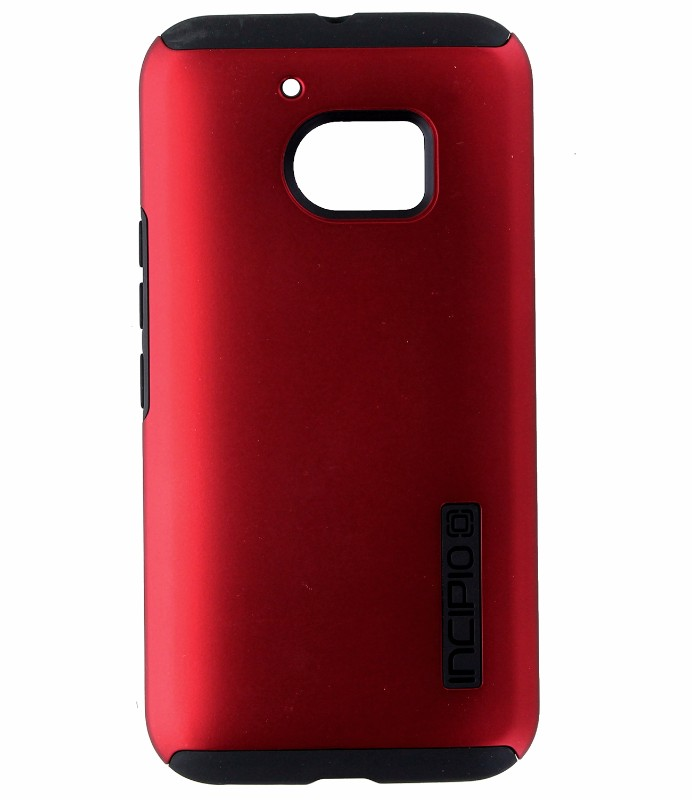 Incipio DualPro Series Dual Layer Case Cover for HTC 10 - Dark Red / Black