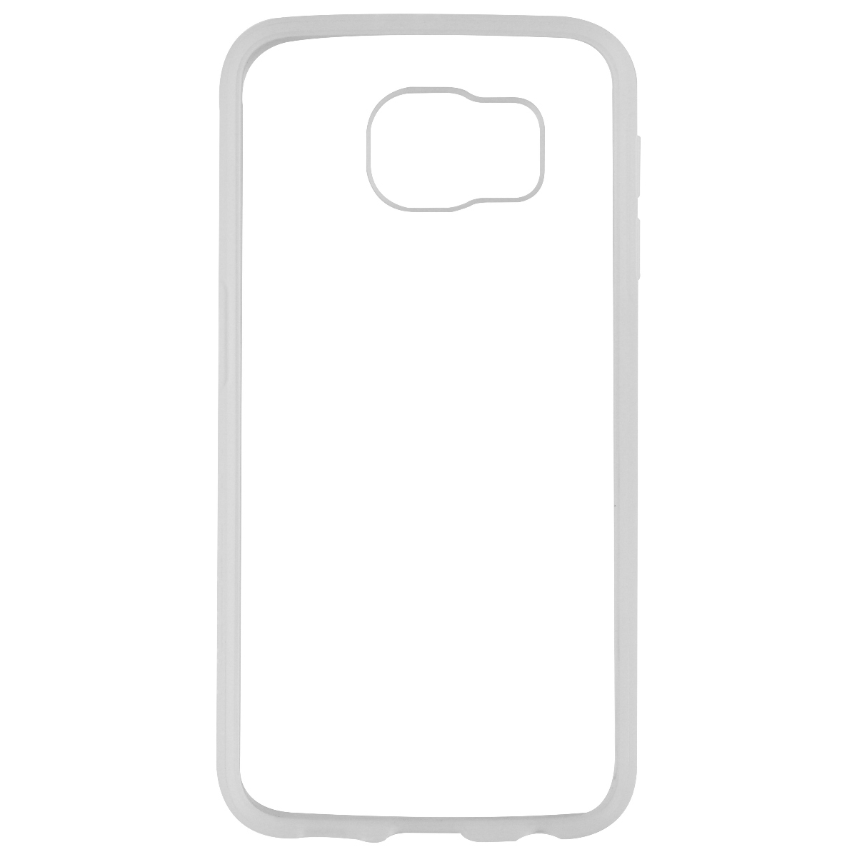 Wireless One Nuclear Series Hybrid Case for Samsung Galaxy S6 - Clear/Frost