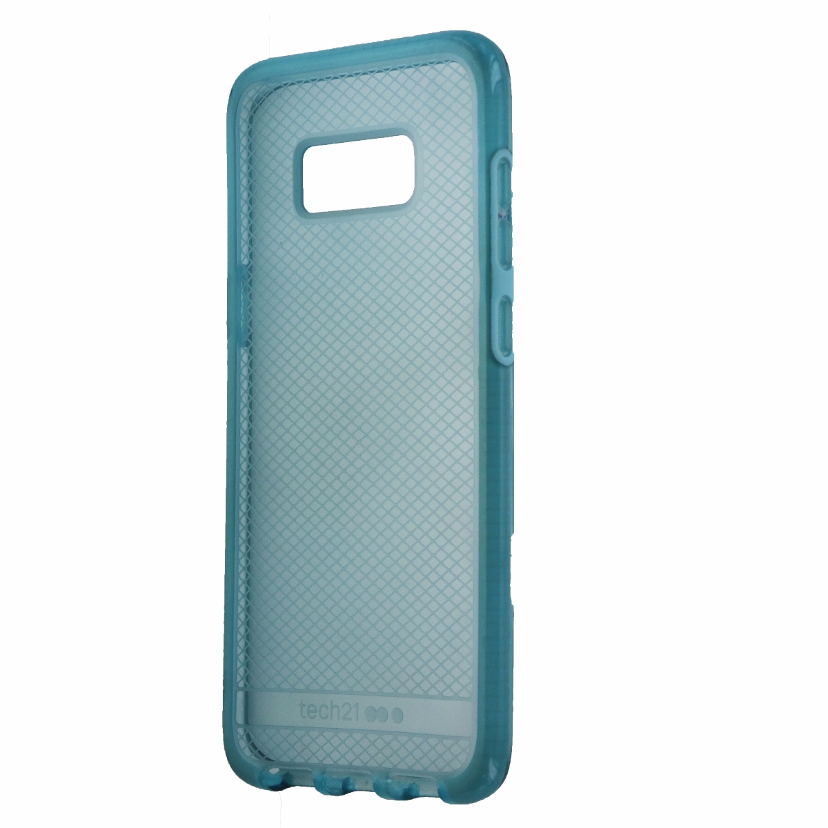 Tech21 Evo Check Series Case for Samsung Galaxy S8+ (Plus) - Light Blue/White