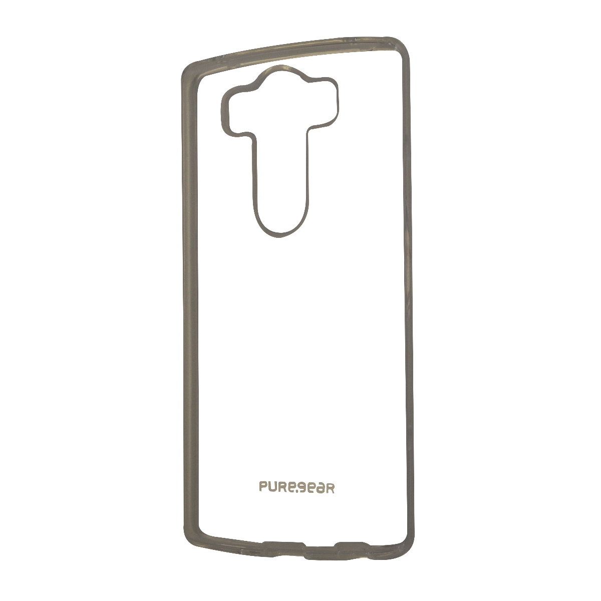 PureGear Slim Shell Series Hard Protective Case Cover for LG V10 - Clear