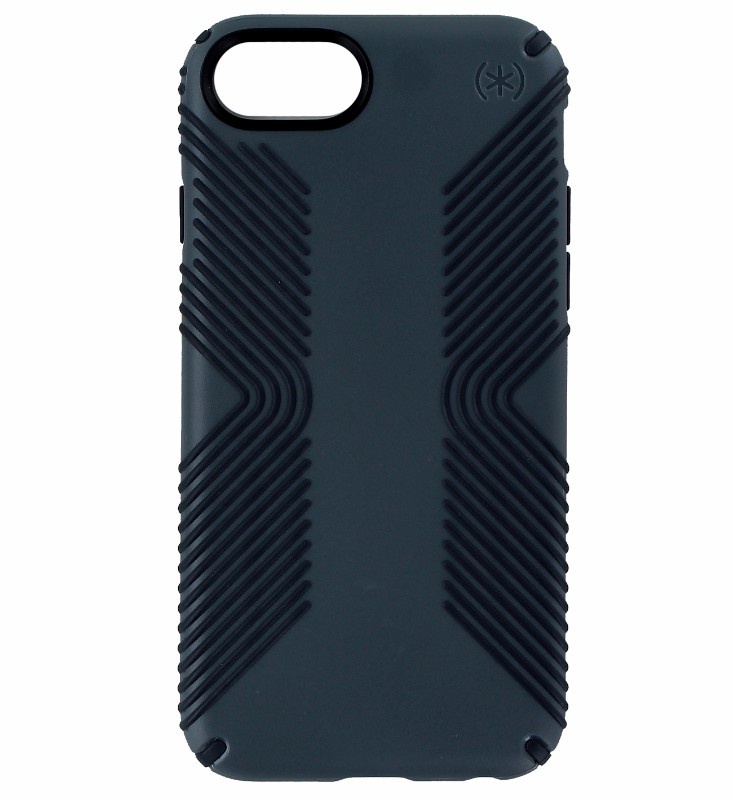 Speck Presidio Grip Series Hybrid Case Cover for Apple iPhone 7 6s 6 - Gray