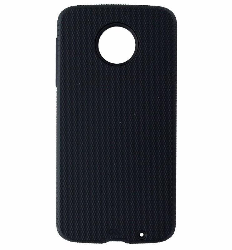 Case-Mate Tough Mag Hardshell Case Cover for Motorola Moto Z- Textured Black