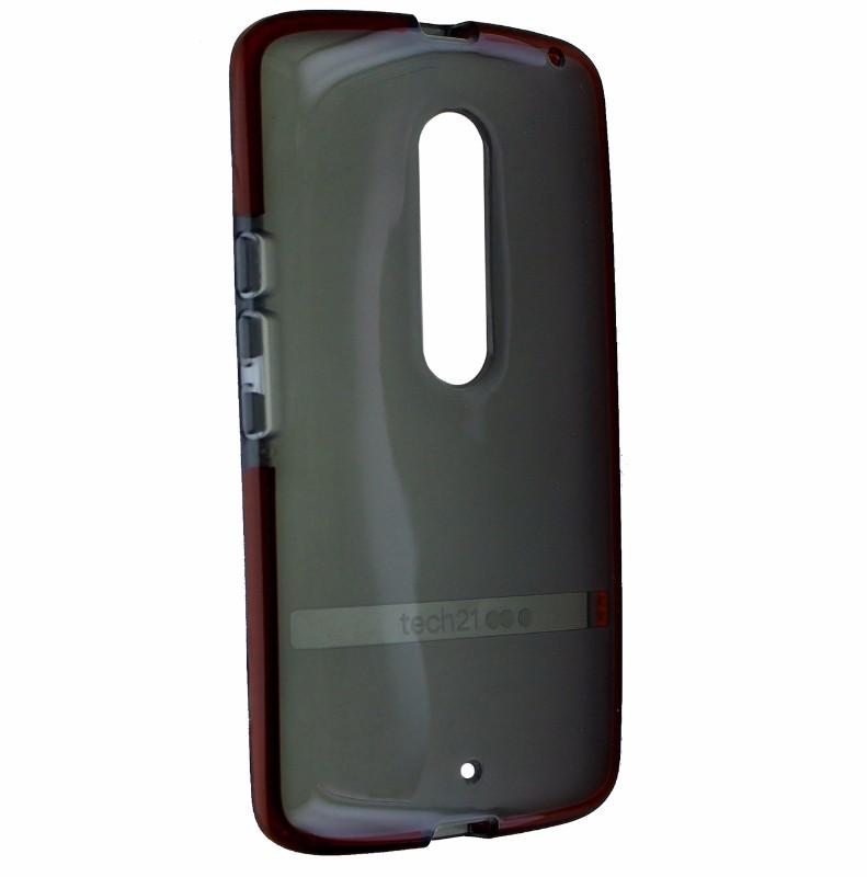 Tech21 Evo Shell Protective Lightweight Case Motorola Droid Maxx 2 - Smokey Red