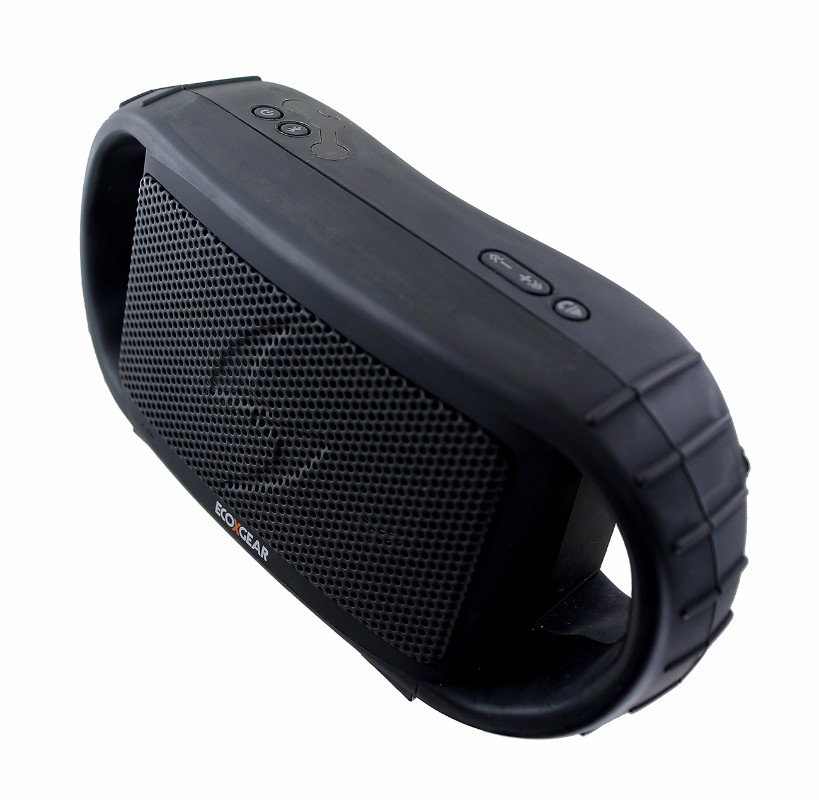 EcoXGear EcoXBT Weather & Water-Proof Wireless Bluetooth Speaker - All Black