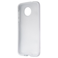 Tech21 Evo Check Protective Case Cover for Motorola Moto Z2 Force - Clear/White