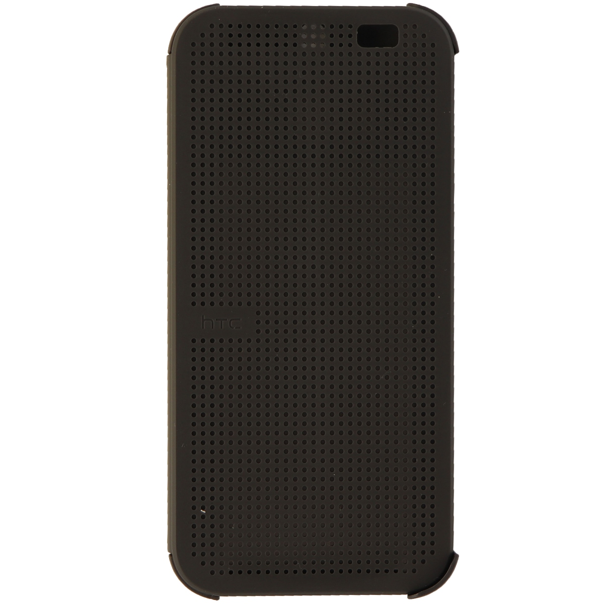 Verizon Wireless HTC Dot View Protective Case Cover for The HTC M8 - Gray