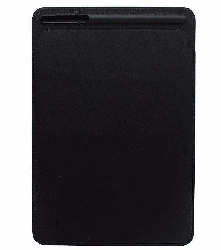 Apple Leather Sleeve Pouch Case for iPad Pro 10.5 - Black (MPU62ZM/A)