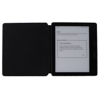 Kindle Tablet w/ Leather Charging Cover Oasis - 6-inch (8th Gen) - Merlot