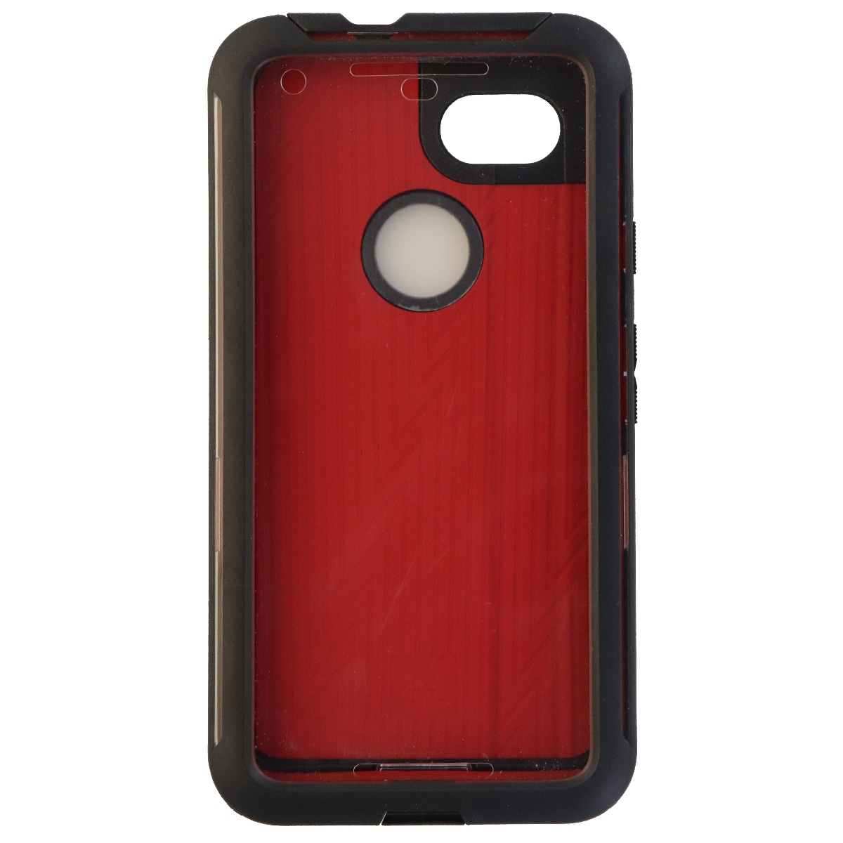 Under Armour Ultimate Series Protection Case for Google Pixel 2 XL - Black/Red