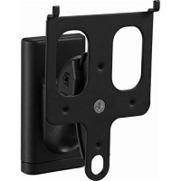 Rocketfish Multi-Directional Speaker Wall Mount for Sonos Play 1 & 3 - Black