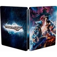 Steelbook Metal Collectors Case for Tekken 7 - Case ONLY / NO Disk