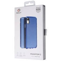 Nimbus9 Phantom 2 Slim Protective Gel Case for Apple iPhone XR - Pacific Blue