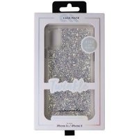Case-Mate Twinkle Iridescent Case for Apple iPhone XS and X - Stardust