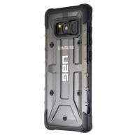 Urban Armor Gear Plasma Series Hybrid Case for Samsung Galaxy S8 - Ash/Black