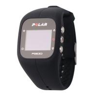 Polar A300 Fitness and Activity Tracker Wrsitband - Black