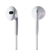 Insignia Wired 3.5mm Earbud Headphones - Off-white (NS-CAHEP2)