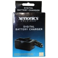 Xenonics Digital Battery Charger for SuperVision and NightHunter Tactical Gear