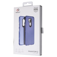 Nimbus9 Phantom 2 Slim Protective Gel Case for LG G7 ThinQ - Pacific Blue
