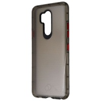 Nimbus9 Phantom 2 Series Gel Case for LG G7 Smartphones - Carbon / Red