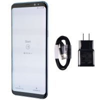 Samsung Galaxy S8+ (Plus) SM-G955U (GSM + CDMA) - 64GB / Coral Blue